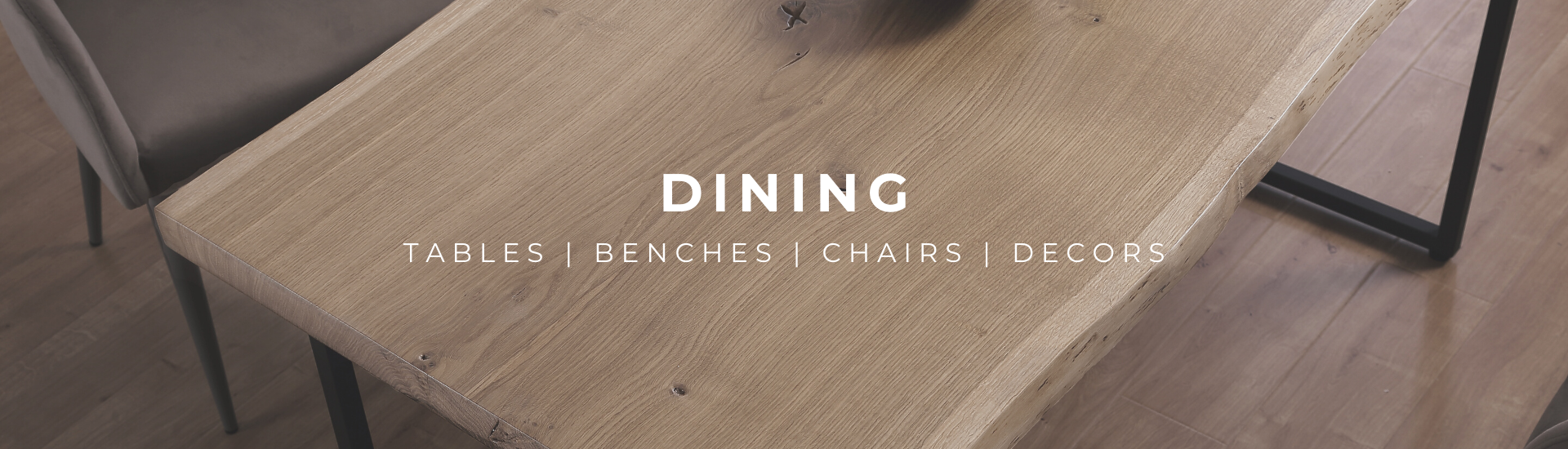 Dining Chairs / Benches