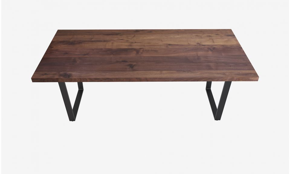 Straight Edge Black Walnut (Hexo)