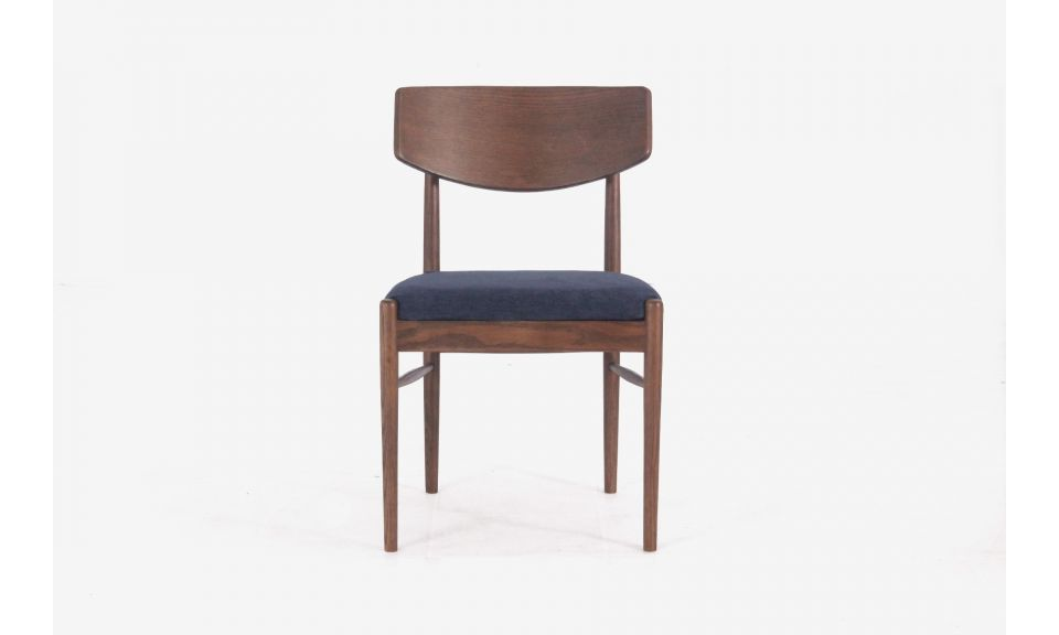 Edith Side Chair - Navy