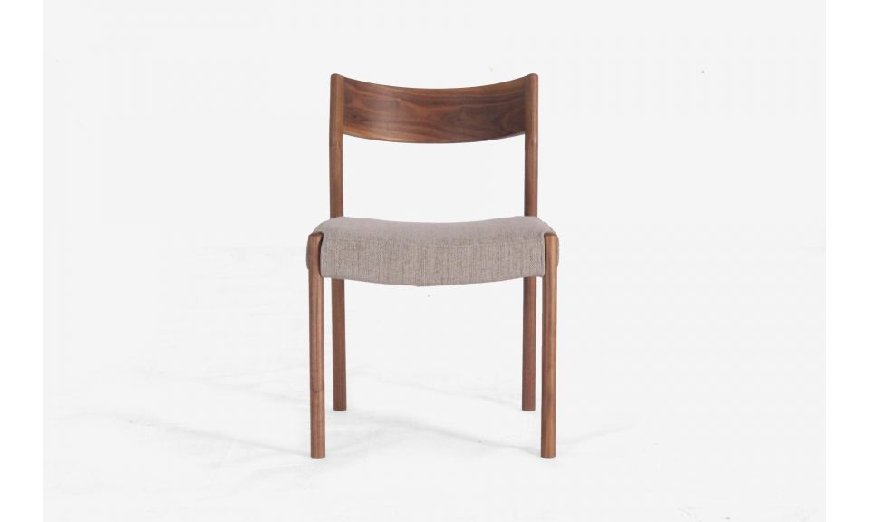Elyse Side Chair - Cement