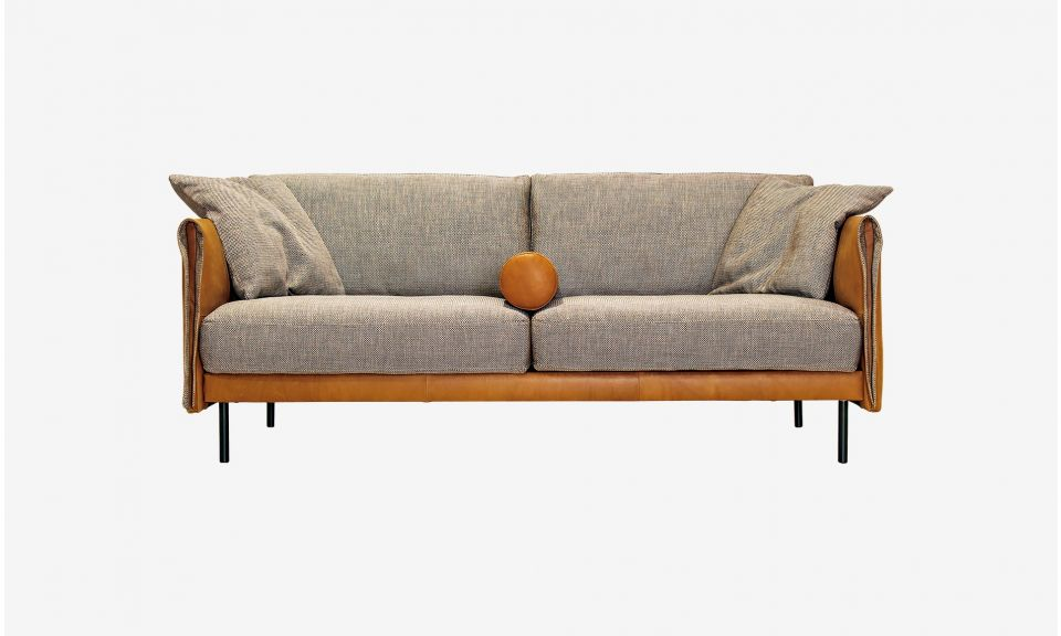 Image represents a 3-Seater Sofa