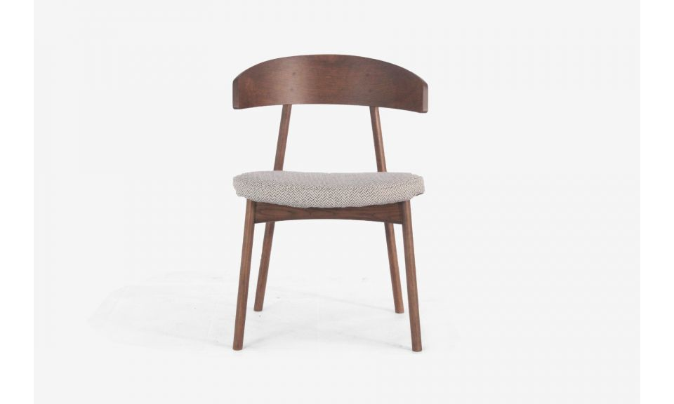 Matilda Side Chair - Cement