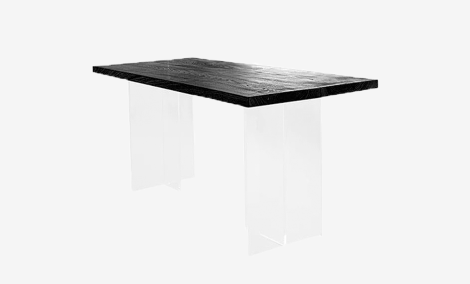Acrylic Legs ($400 OFF WITH TABLE TOP PURCHASE)