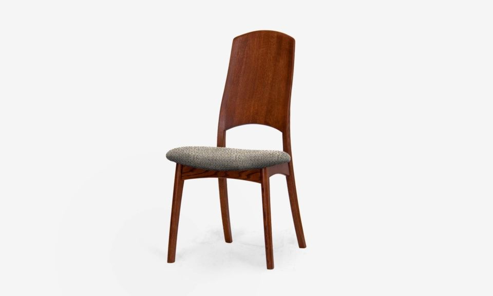 Claire Dining Chair - Walnut
