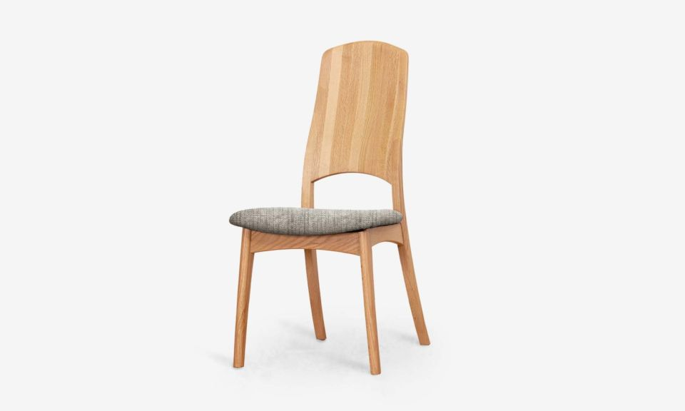 Claire Dining Chair - Oak