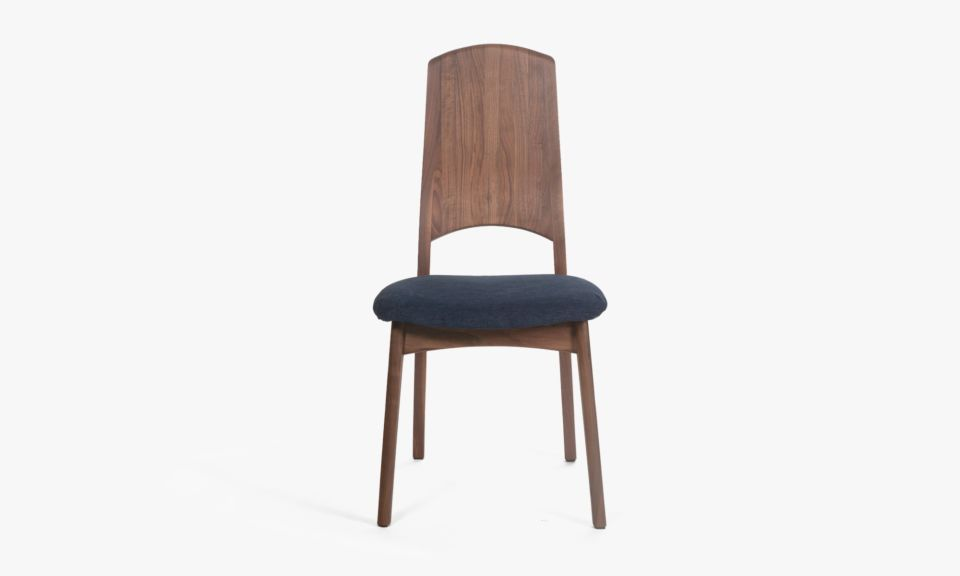 Claire Side Chair - Navy