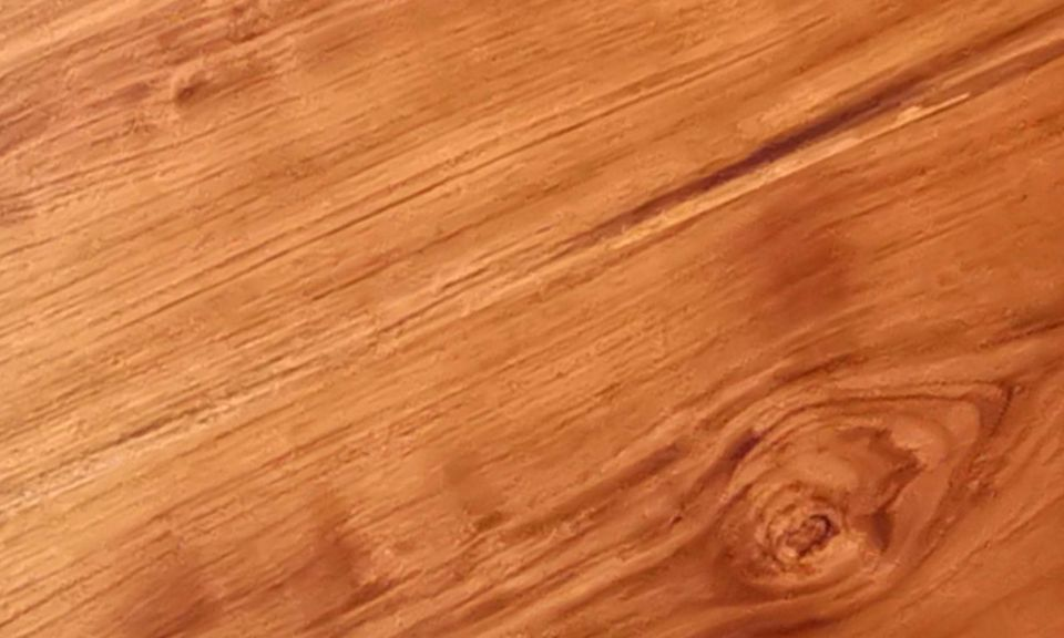 Indonesian Teak - Bookmatched - Live Edge