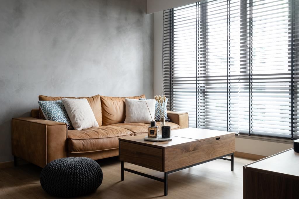 Sofa from grey and sanders