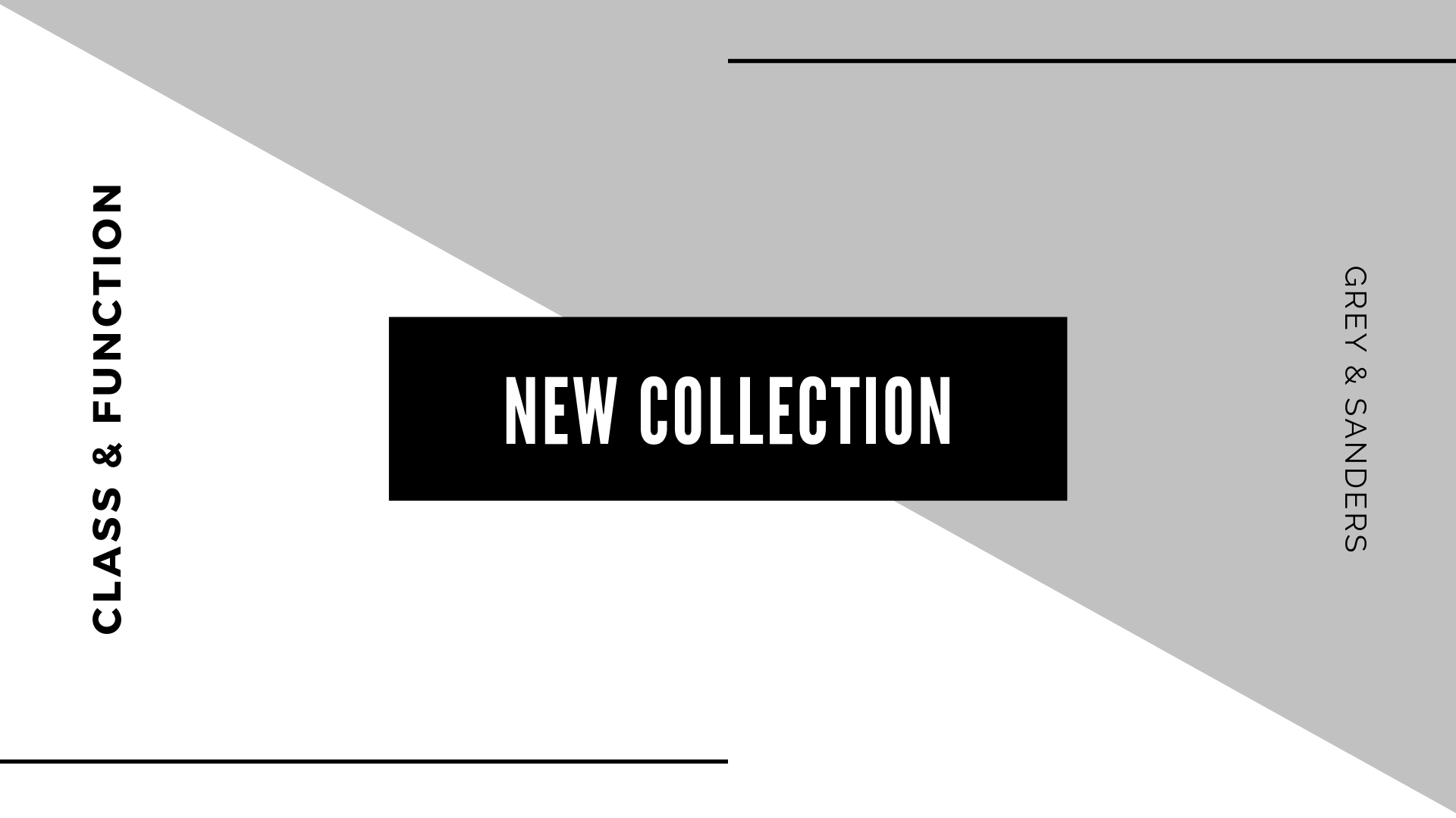 Four New Exciting Collections