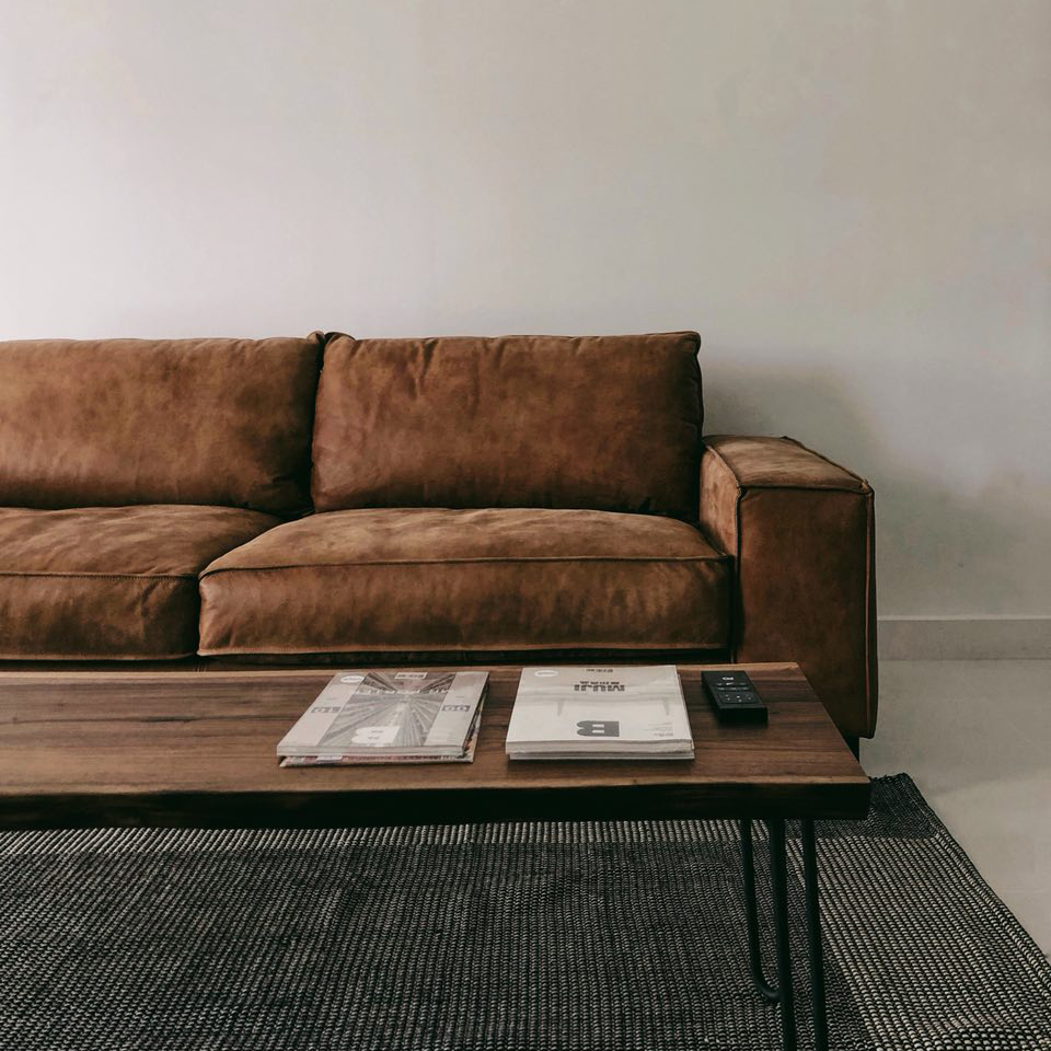 Handy Tips For Cleaning Leather Sofas